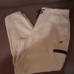 Men's Russell's Fushion Knit Jogging Pants